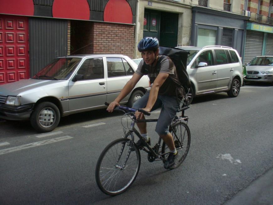 Basile ancien coursier urbancycle