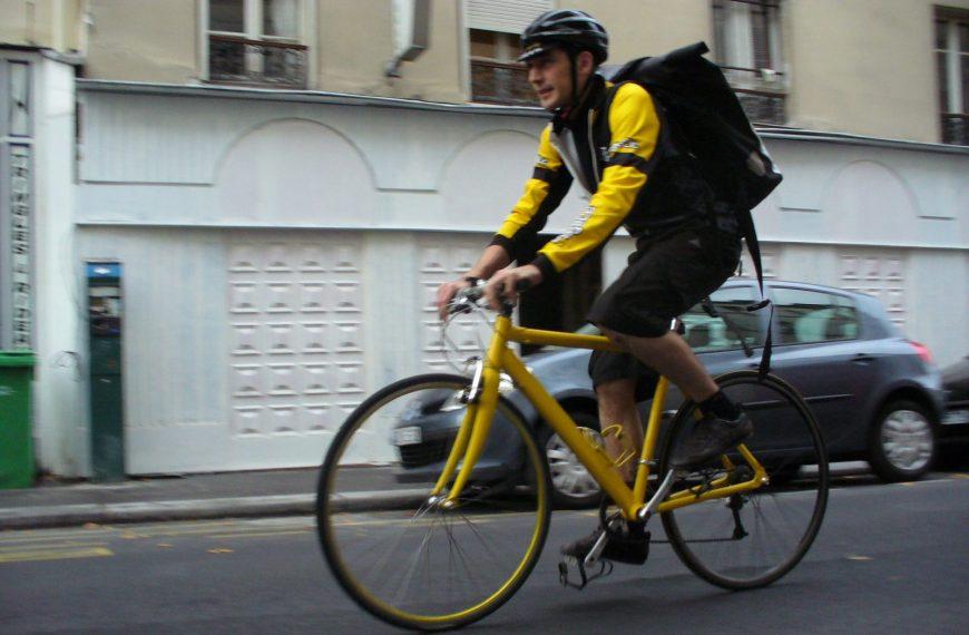Benjamin coursier urbancycle