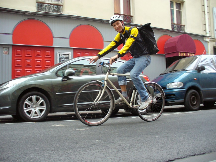Cornelius ancien coursier urbancycle