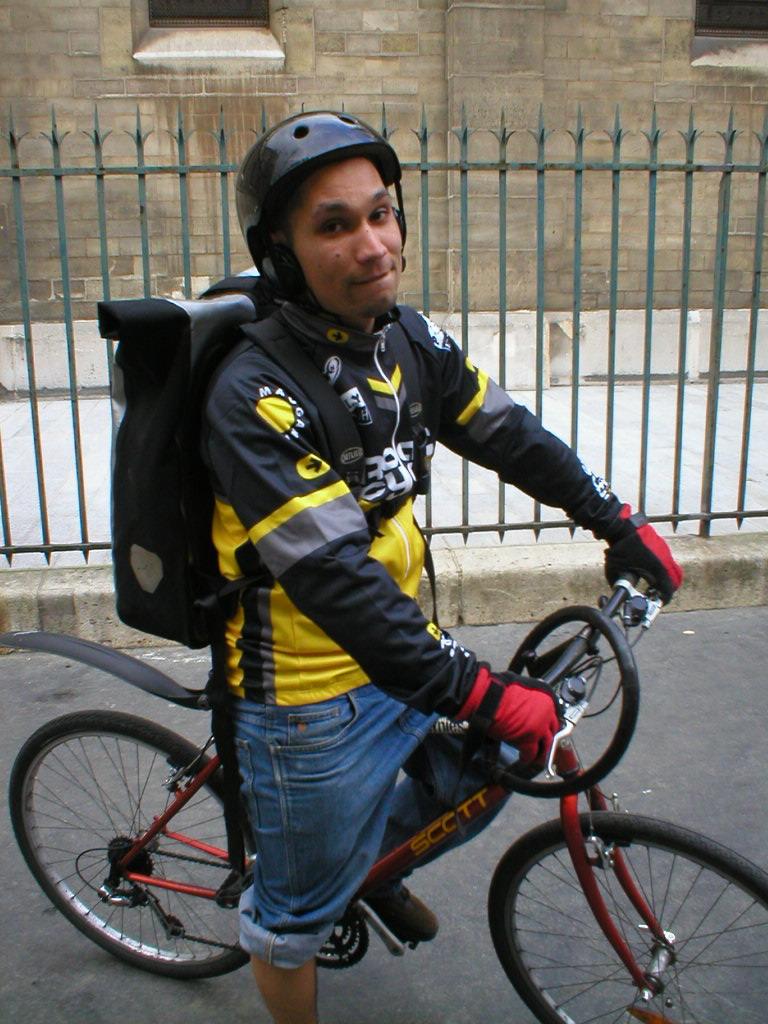 Dago ancien coursier urbancycle
