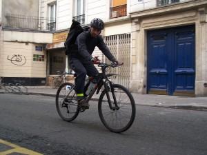 Nico ancien coursier urbancycle