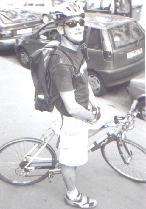 Martin ancien coursier urbancycle