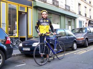 Sam ancien coursier urbacycle