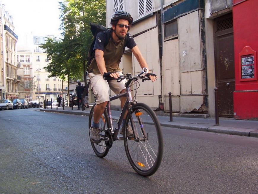 Yorick ancien coursier urbancycle