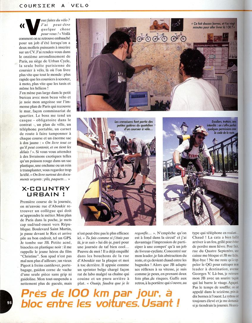 Bike Mag octobre 2004