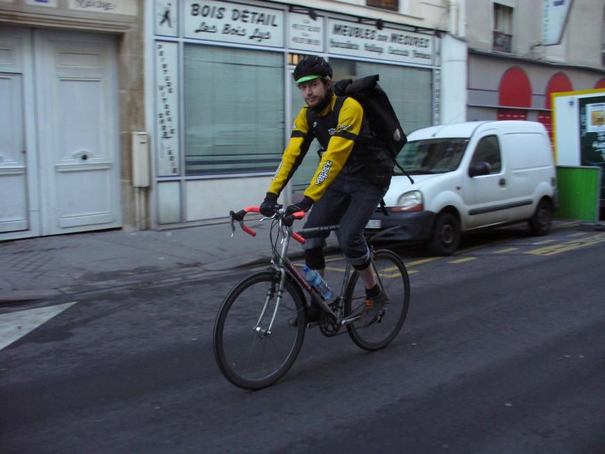 PE coursier urbancycle