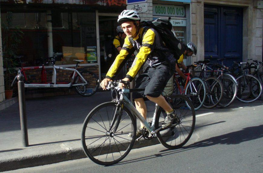 Bazil coursier urbancycle