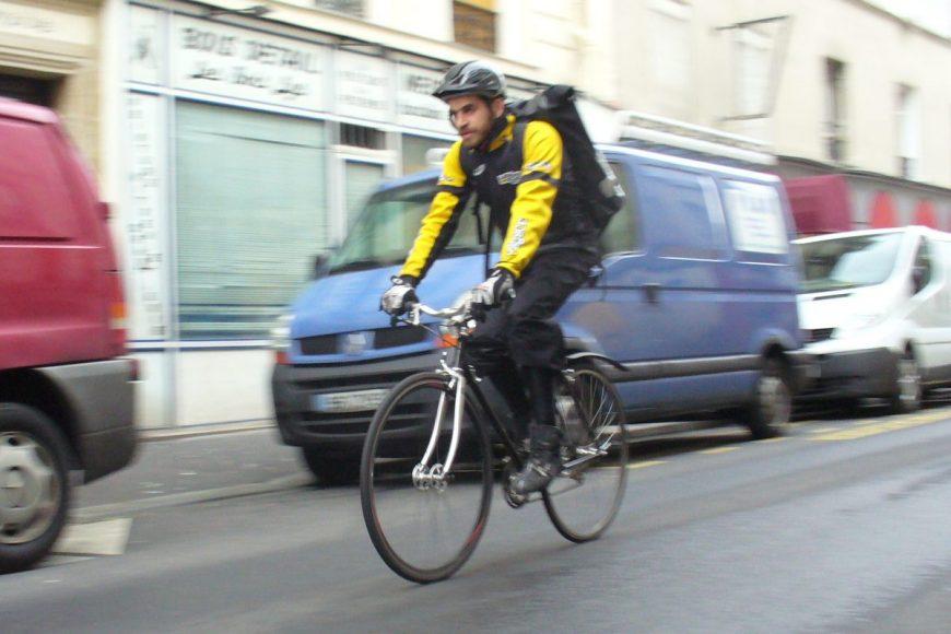 Fabien coursier urbancycle