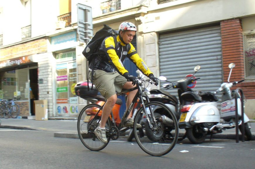 Felix coursier urbancycle
