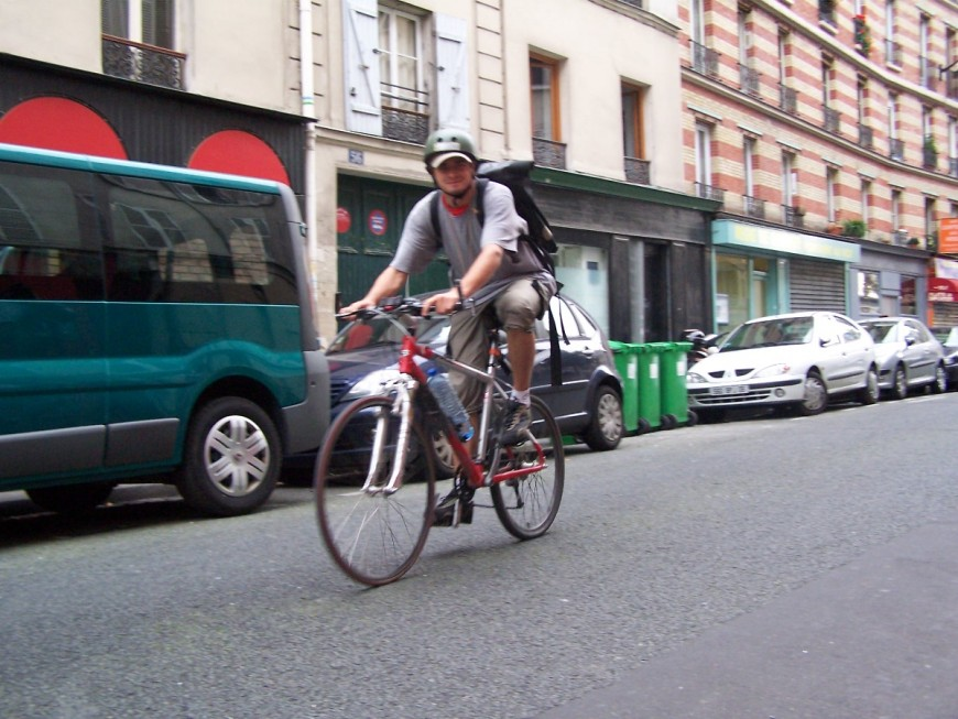 JB ancien coursier urbancycle
