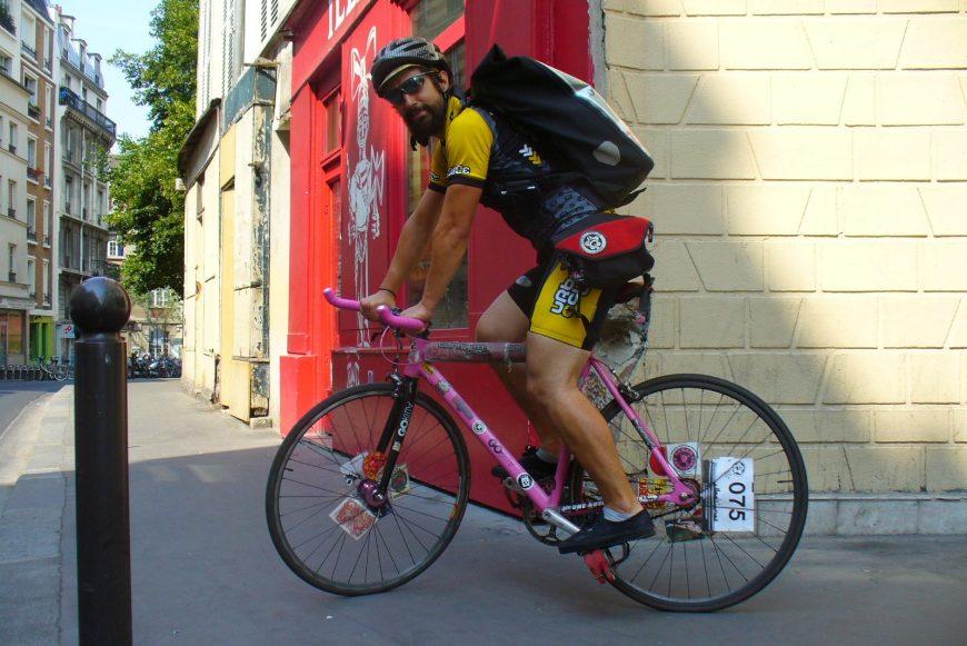 Jboule coursier et dispatch urbancycle