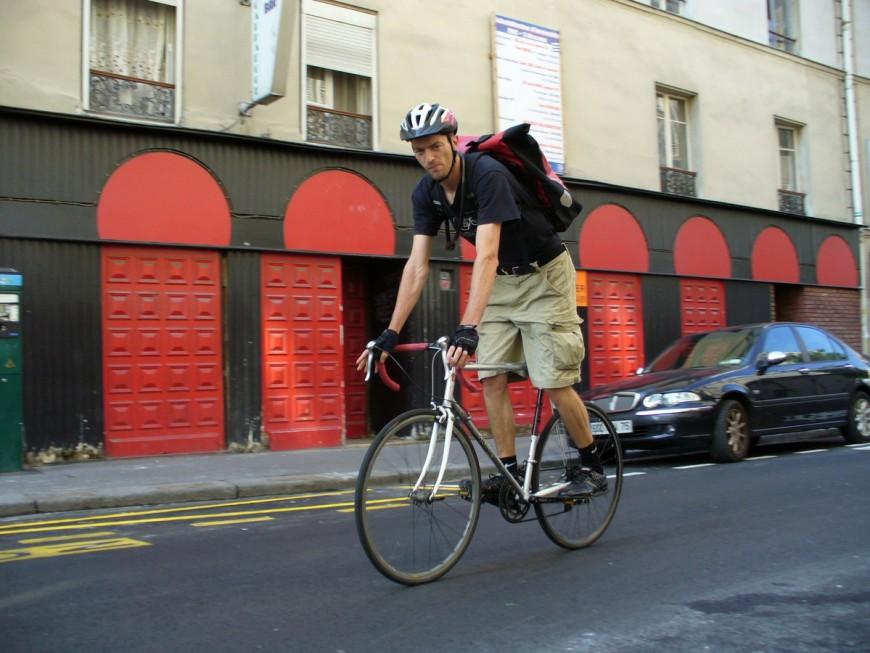 Jérome ancien coursier urbancycle