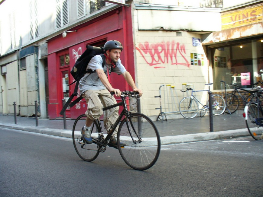 Rom ancien coursier urbancycle